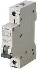 Siemens Sicherungsautomat Leitungsschutzschalter 5SL6120-6 20A TypB 1polig 1 Stk