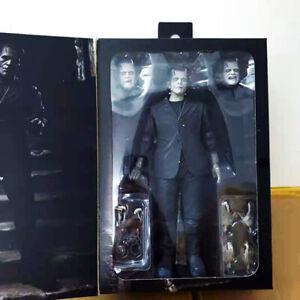 """NECA Ultimate Frankenstein's Monster Black & White 7"""" Action Figure In Stock"""