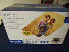 Epson Stylus Photo 785EPX Color Inkjet Printer