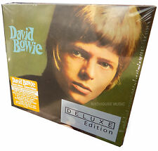 DAVID BOWIE CD x 2 David Bowie Deram Album DELUXE Edition 53 Track Digi-Pack S/S