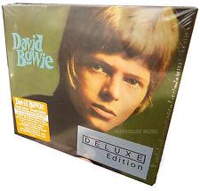 DAVID BOWIE CD x 2 David Bowie Deram Album DELUXE Edition 53 Track Digi-Pack S/S