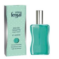 Miss Fenjal Eau de Toilette Pump Spray zarte Erfrischung 50ml