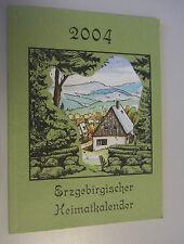 Erzgebirgischer Heimatkalender 2005,mit Geschichten und Gedichten ,wissenswertes