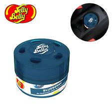 Jelly Belly Bean Sweet Gel Can Car Air Freshener Freshner - Blueberry 15514