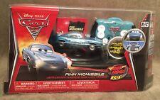 New Disney Pixar Cars 2 FINN MCMISSILE Air Hogs RC Vehicle Car