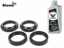 Kawasaki VN 1500 P 2002 - 2003 Fork Oil & Dust Seal Kit - With Oil