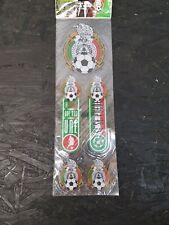 Mexico Federacion Mexicana de Futbol  Decal / Sticker Die Cut Out Mexico Soccer