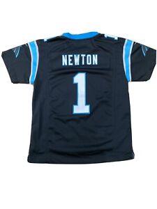 Carolina Panthers Newton #1 NFL Nike Jersey - Child Size M (10/12)