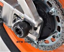 Honda CBR1000RR Fireblade 2008-2012 NOT SP R&G Racing swingarm crash protectors