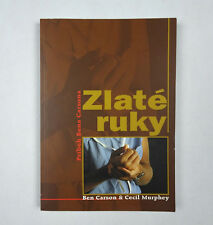The Ben Carson Story Gifted Hands Zlate Ruky Slovak Language Book Foreign 1st Ed