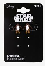 NEW STAR WARS: THE LAST JEDI DAINTY PORG EARRINGS