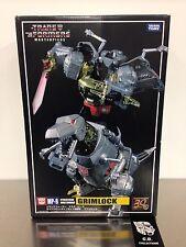 Transformers Takara Tomy Masterpiece MP-8 Grimlock 100% Complete