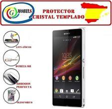 Protector de pantalla de cristal templado SONY XPERIA Z C6602 L36H qr112