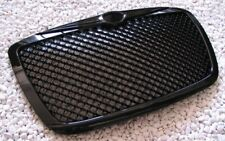 SCHWARZER FRONT GRILL KÜHLERGRILL CHRYSLER 300 300C SPORT, BENTLEY LOOK BLACK QT