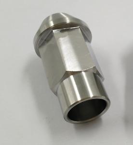 RACEBOLTS GRADE 5 6AL-4V TITANIUM  Lug Nut WHEEL NUT  M12X1.5 THREAD X1