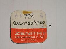 Zenith balance staff 1730  1740  axe de balancier Unruhwelle