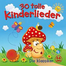 Various - 30 Tolle Kinderlieder-die Klassiker