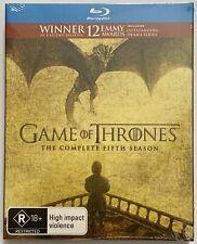 Game of Thrones Season 5 - Blu-Ray DVD Set