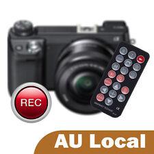 Remote Control for Sony Alpha A7 A7r 2 A6300 A9 A6000 NEX 6 5T 5N 7 A77