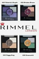 NEW Rimmel Glam'Eyes HD 5 Colour Eye Shadow eyeshadows green purple brown white