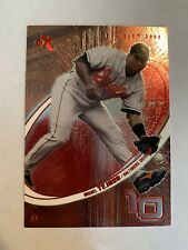 Miguel Tejada 2004 E-X Essential Credentials Future 21/62 Baltimore Orioles