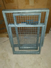 Metal Frame Galvanized / Air Filter Frame for A/C / Shop / Paint & Body Booths