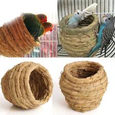 1pcsPet Pappagallo Cocorita Calopsite Uccello Nido da Distruggere Gabbia Casa