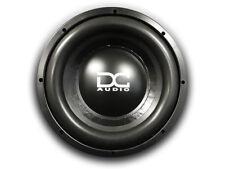 """DC AUDIO Level 2 10"""" 2 ohm Dual Voice Coil Subwoofer 600/1200 Watt NEW"""