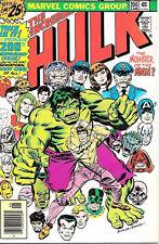 The Incredible Hulk Comic Book #200, Marvel Comics 1976 NEAR MINT