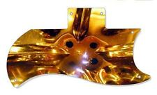 SG 61 Re-Issue Half Face Pickguard Gibson Graphic Guitar Single Amber Glass