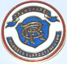 Rangers supporters badge Drumchaple