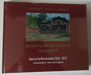 Schmalspur- Album Sachsen Schmalspuralbum Grünstädtel Oberrittersgrün