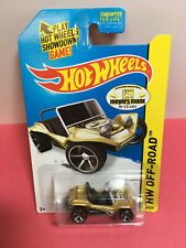 Hot Wheels 2014 Off-Road Meyers Manx 50th Anniversary Diecast Model Dune Buggy
