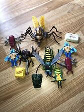 Vintage Hasbro 90?s Transformers Beast Wars Insect  Lot