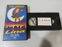 Lina Morgan La Notte de Lina Valerio Lazarov - VHS Nastro Castellano