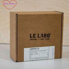 Le Labo Santal 33 Eau De Parfum EDP 100ml/3.4 oz * Unisex! Authentic! New! *