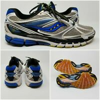 Saucony Hurricane PowerGrid Triumph Running Mesh Shoes Sneakers Mens Size 10.5