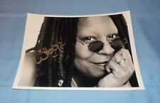 Whoopi Goldberg Signed Autographed 8 1/2 x 11 Photo Comedian Actress