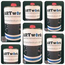 ❌ Wassertransferdruck Hydrographic Activator Aktivator AKTION 6 Liter Folie WTD❌
