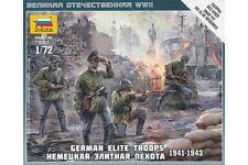 ZVEZDA 6180 1/72 German Elite Troops 1941-1943