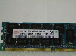 HYNIX HMT31GR7BFR4A-H9 , 8GB DDR3 1333MHz ECC Memory Module