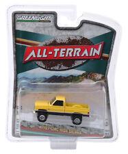 Greenlight GMC High Sierra 1987 Colonial Yellow & Black All Terrain 35150 C 1/64