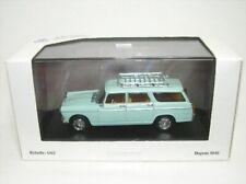 Peugeot 404 Break (1966)  light green  1:43 NOREV
