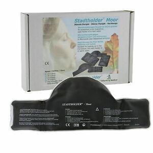 Wiederverwendbare Moorpackung Schulter / Nacken für Mikrowelle und Wasserbad