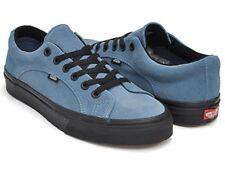 Vans Lampin Suede Blue Mirage Men's Classic Skate Shoes Size 6.5