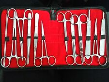 53 PC MINOR SURGERY DISSECTION DISSECTING STUDENT KIT SURGICAL INSTRUMENTS