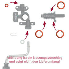 Dichtungs- / O-Ringe-Set für Dampfhahn Ventilkörper DeLonghi EAM, ECAM & ESAM