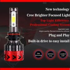 NEW 9005 + H11 6000K 2000W 300000LM CREE LED Headlight Kit High Low Light Bulb