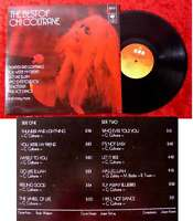 LP Chi Coltrane: The Best of Chi Coltrane
