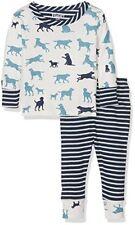 Pyjamas blancs pour garçon de 0 à 24 mois, 6 - 9 mois